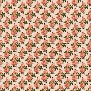 paper stock digital rose design