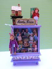 Ein Puppenladen in 3 D-Optik