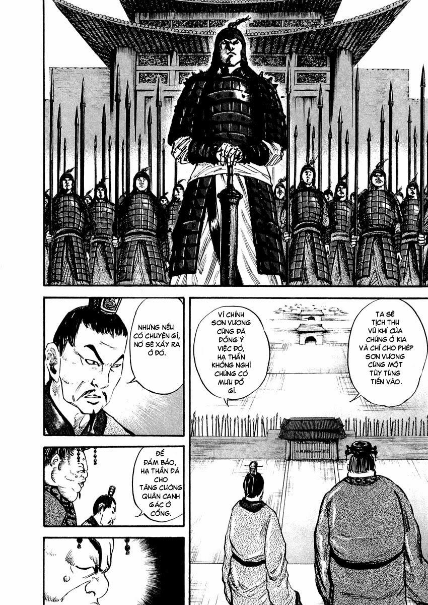 Kingdom - Vương Giả Thiên Hạ  Chapter 28 page 16 - IZTruyenTranh.com