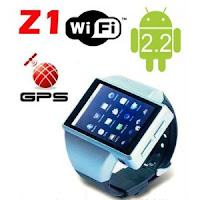 Android Watch Z1 with GPS
