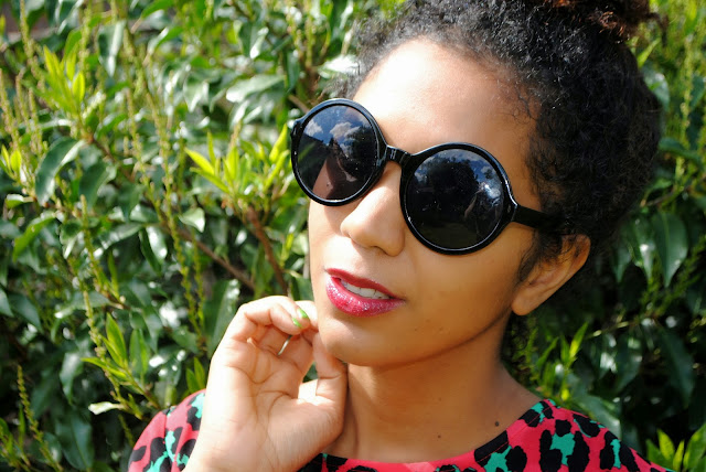 Primark circle sunglasses