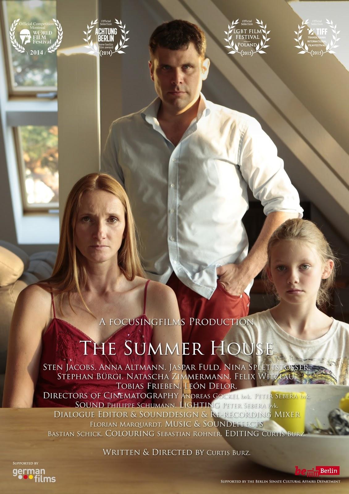 Movie Reviews - Gay Themed: Das Sommerhaus (German) [The