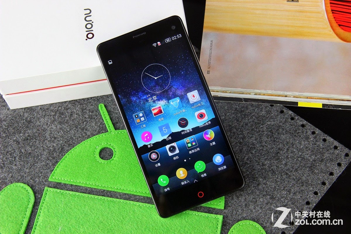 Iocean X8 Review Slim Rear Glass Casing Droidcn Lenovo Vibe X S960 With Corning Gorilla Zte Nubia Z7 Mini