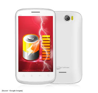 Micromax A65 dual-SIM Android Mobile