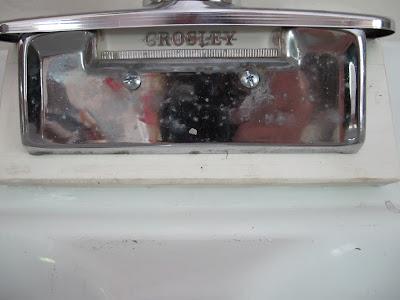 Vintage Kitchen Sink Facuet