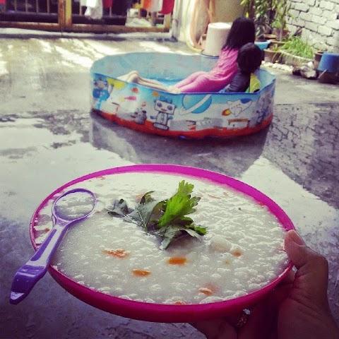 Terapi kolam bulat