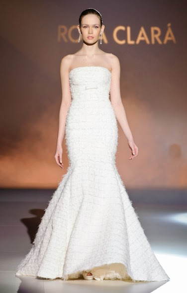 Glamorous Rosa Clara Wedding Gowns 2014 15 For Girls