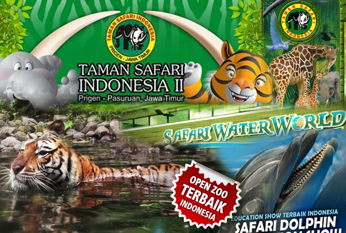 Taman Safari Indonesia II di Prigen