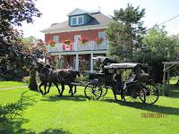 Kingston, Ontario, Green Woods Inn, Accommodations