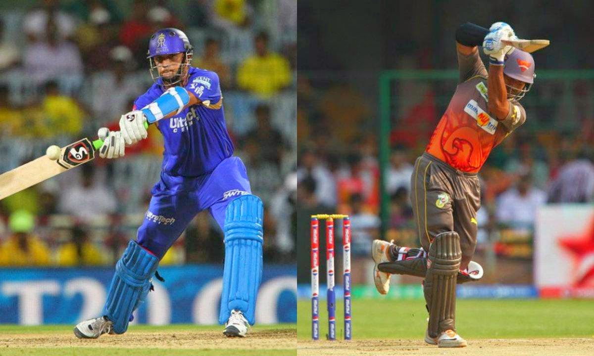 Sunrisers Hyderabad vs Rajasthan Royals highlights