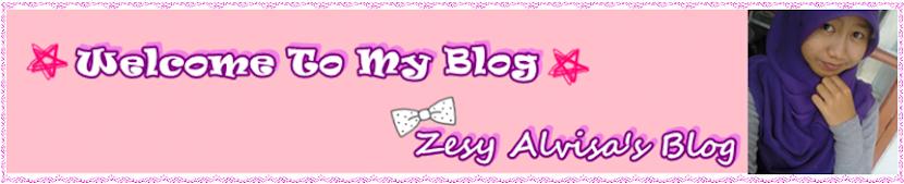 Zesy alvisa's Blog