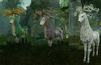 ArcheAge Ездовой олень
