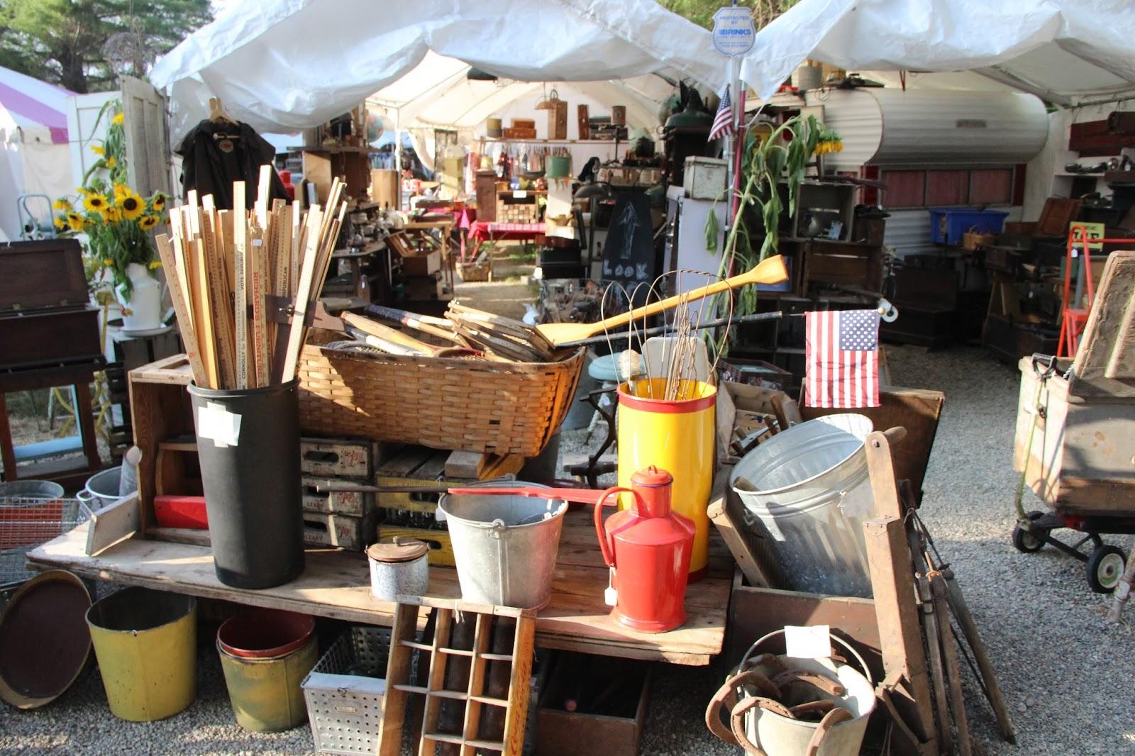 Life to the brim brimfield dealer profile the good home for Brimfield flea market
