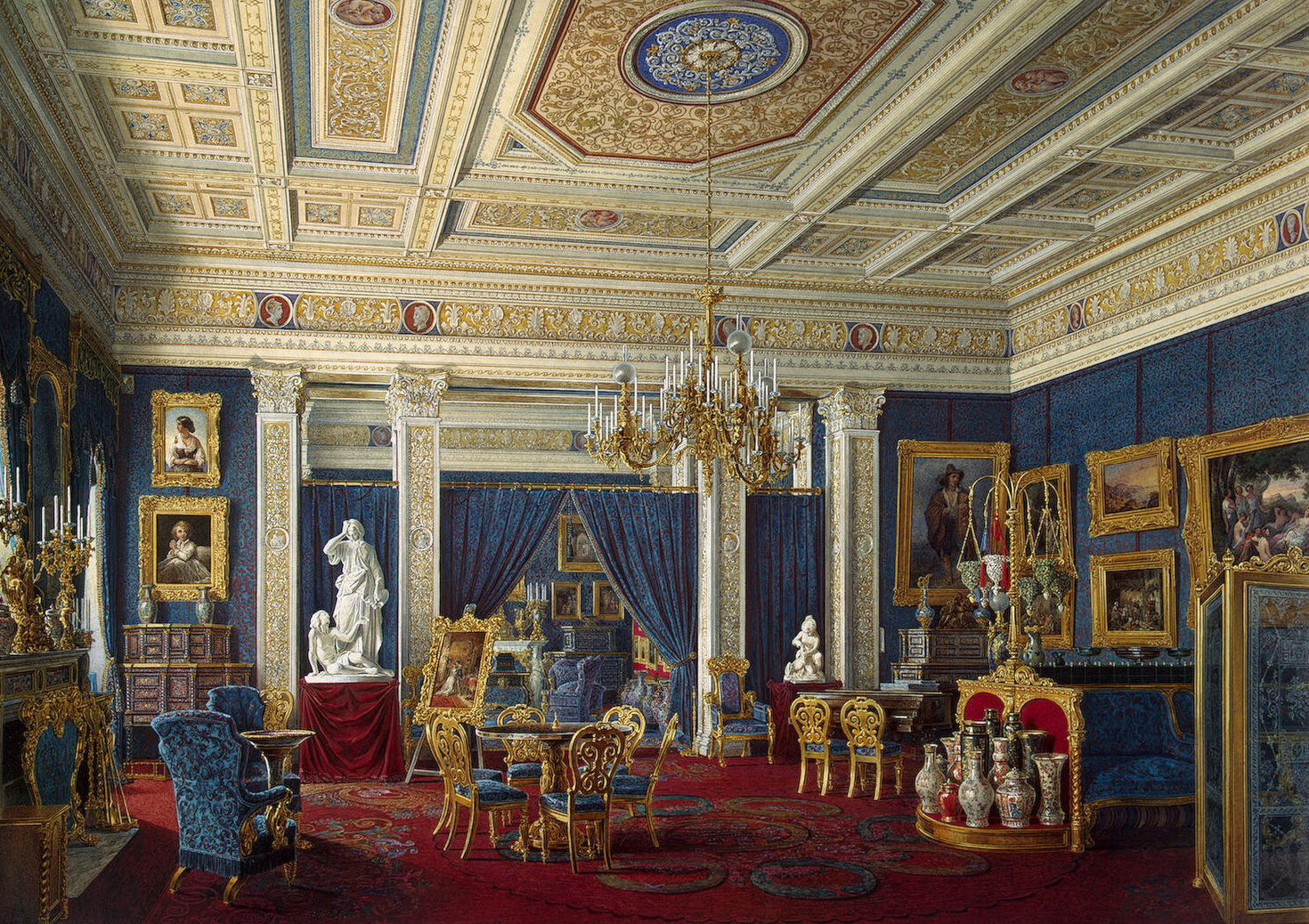 Palace Bedroom - Viewi...