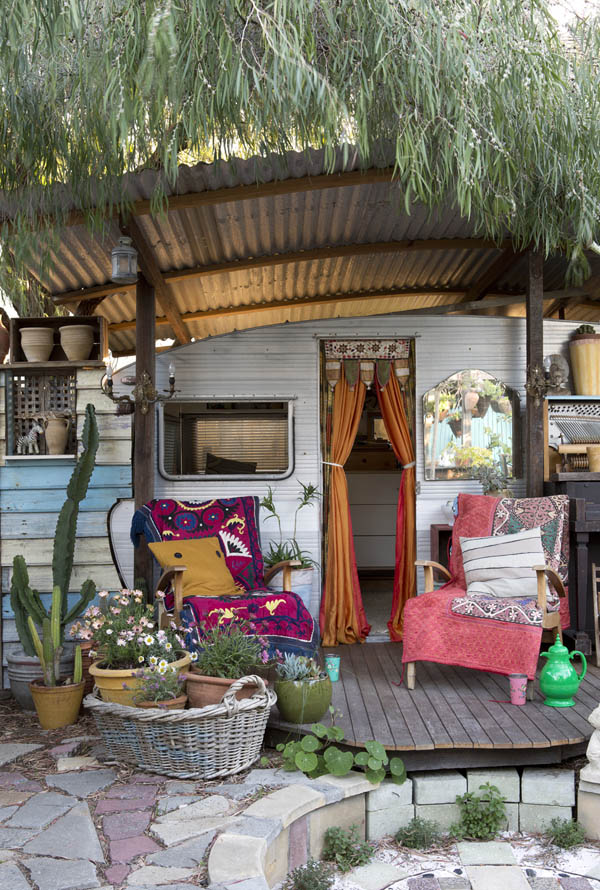 Boho House On Wheels S T A R D U S T Decor Style