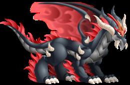 imagen del dragon puertas del infierno de dragon city