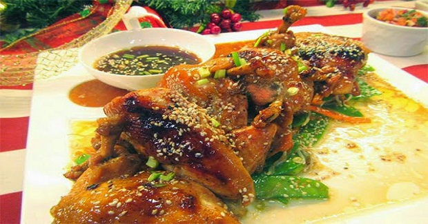 Chicken Teriyaki with Vegetable Stir Fry
