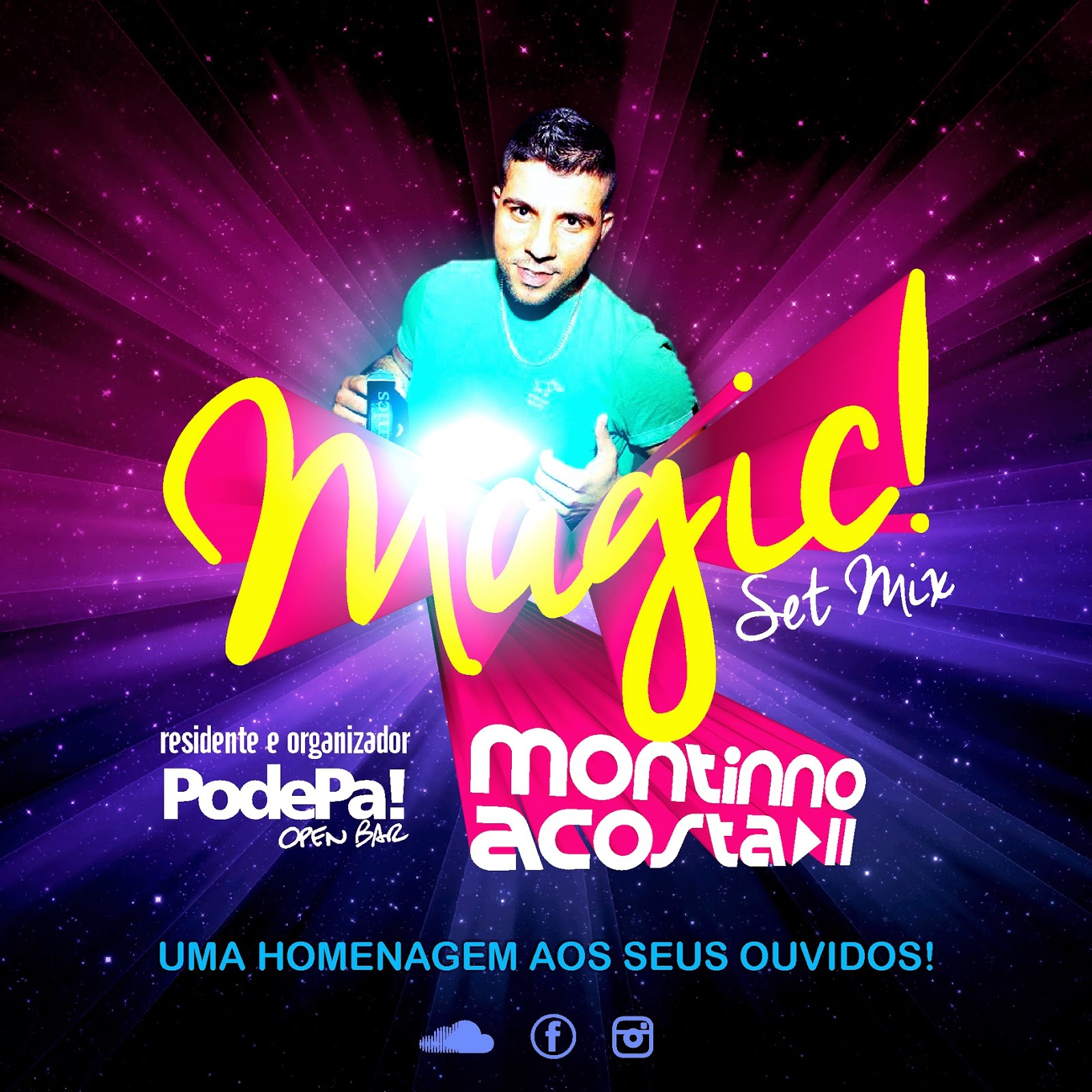 DJ Montinno Acosta - MAGIC!