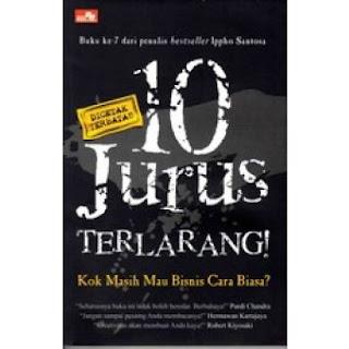 beli buku online 10 jurus terlarang ippho santosa rumah buku iqro toko buku online