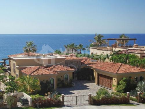 Mansions Amp More Mediterranean Beachfront Mansion In Mexico