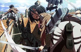 anime lucha accion aventura gigantes