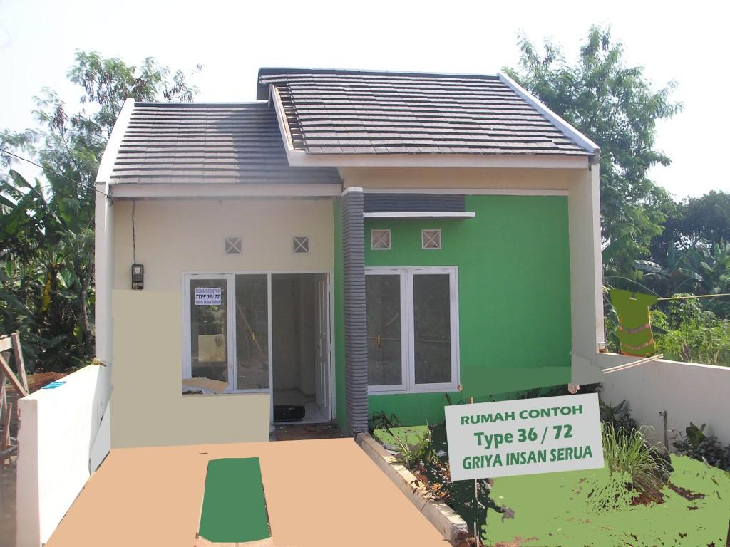 Contoh Model Rumah Minimalis Type 21 36 45 54 60 Terbaru