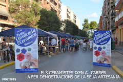 11.07.15 FESTA DE LA CERAMICA EN MANISES