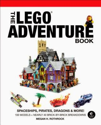 The Lego Adventure book cover