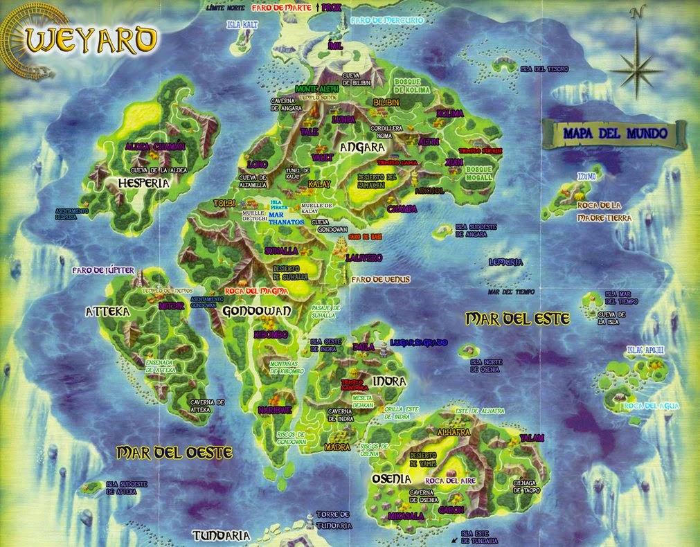mapa de weyard mi etereo mausoleo