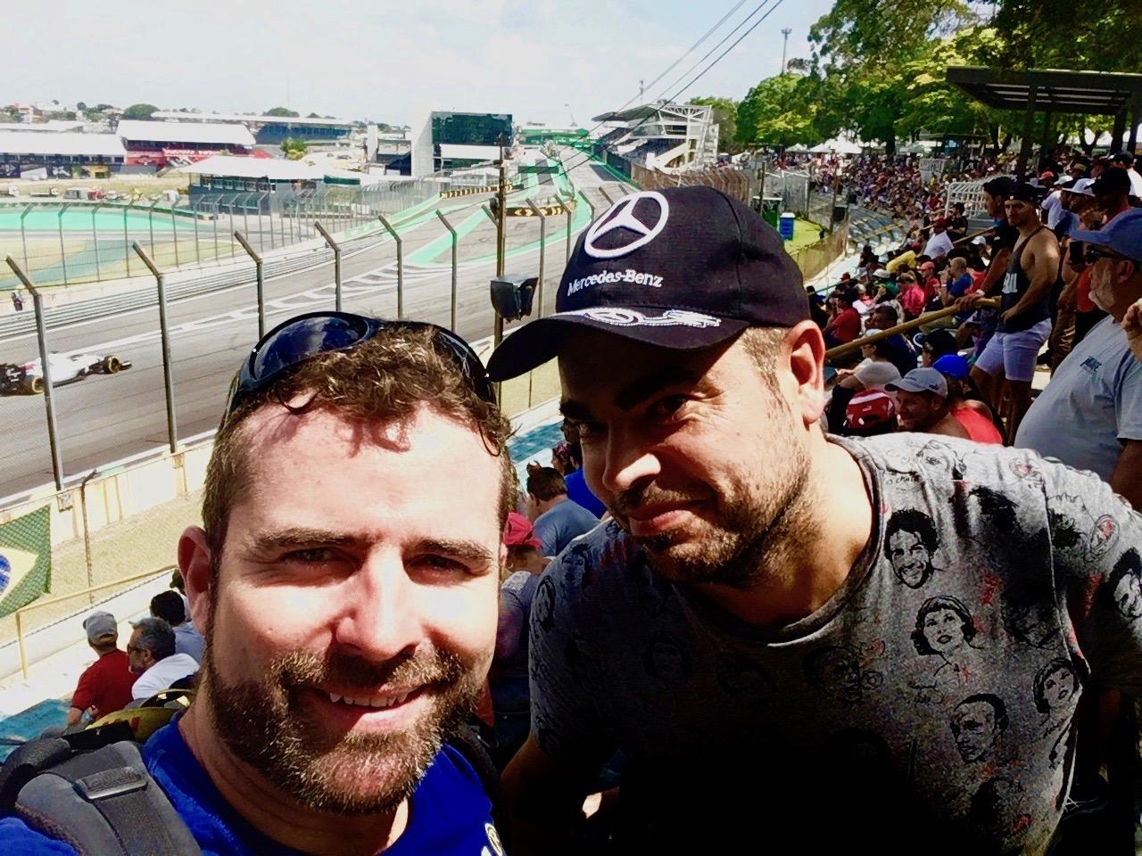 Escapada Formula 1 en Interlagos Brasil 2016
