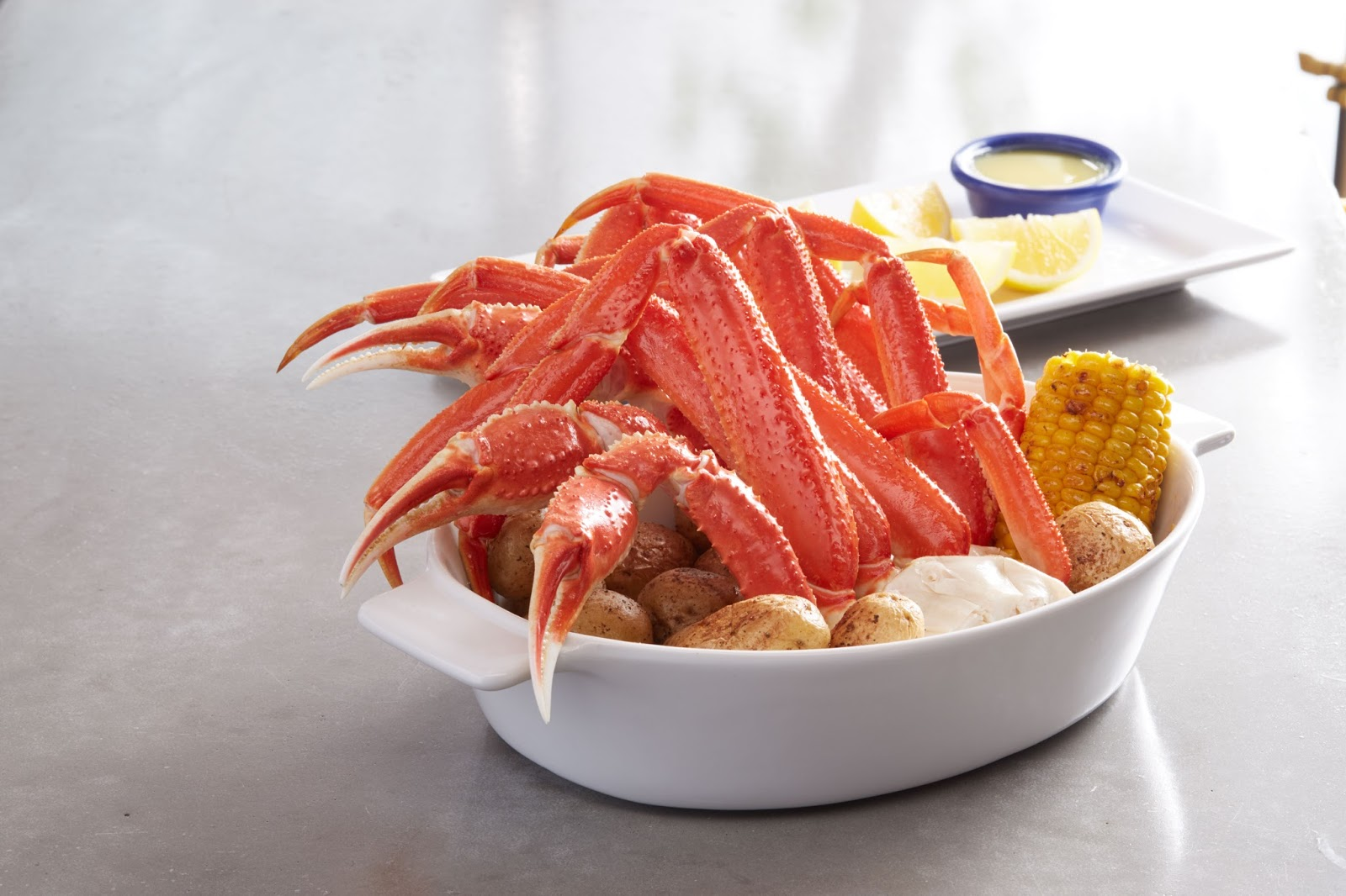 the new customer segment at red lobster So far, red lobster has added fresh catch-of-the-day specials to the menu lineup, and started offering dishes popular in large markets-baked fish with a cracker-crumb crust in new england, for.