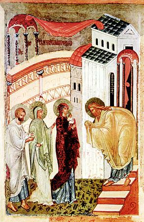 Presentation of Jesus at the Temple (Kyndilmessa)