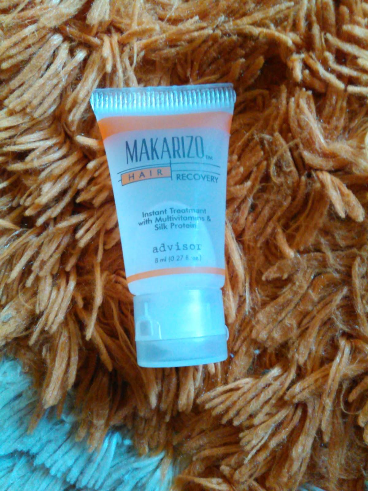 Makarizo Hair Recovery Ini