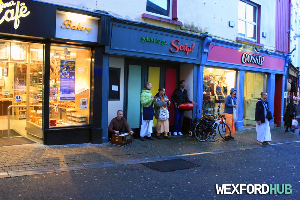 Hare Krishna, Wexford Town