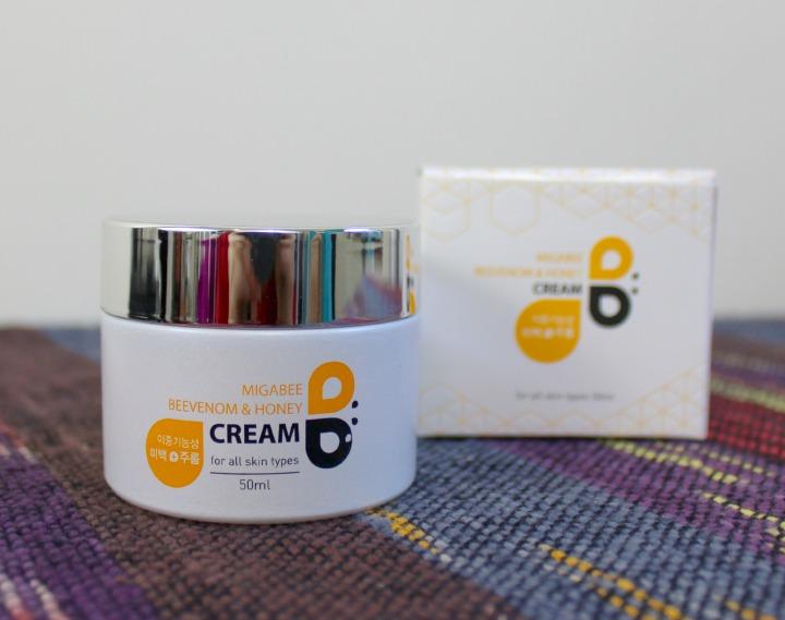 Migabee Bee Venom & Honey Cream