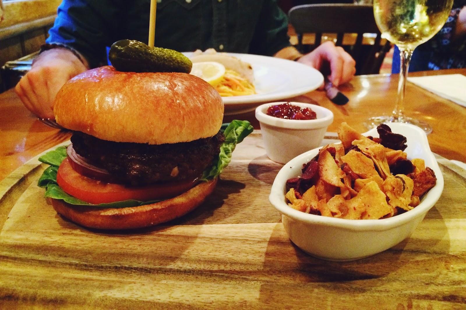 FashionFake, UK lifestyle blog, The Mayfly Chilbolton review, Hampshire restaurants