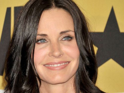 Courtney cox admits masturbation