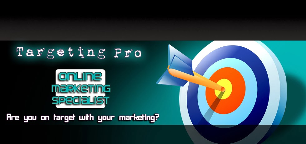 Targeting Pro Digital Marketing Consultant