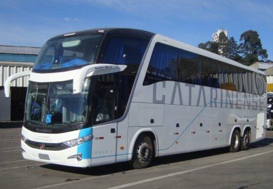 Auto Viação Catarinense 3200 por Eugênio Ilzo da Silva