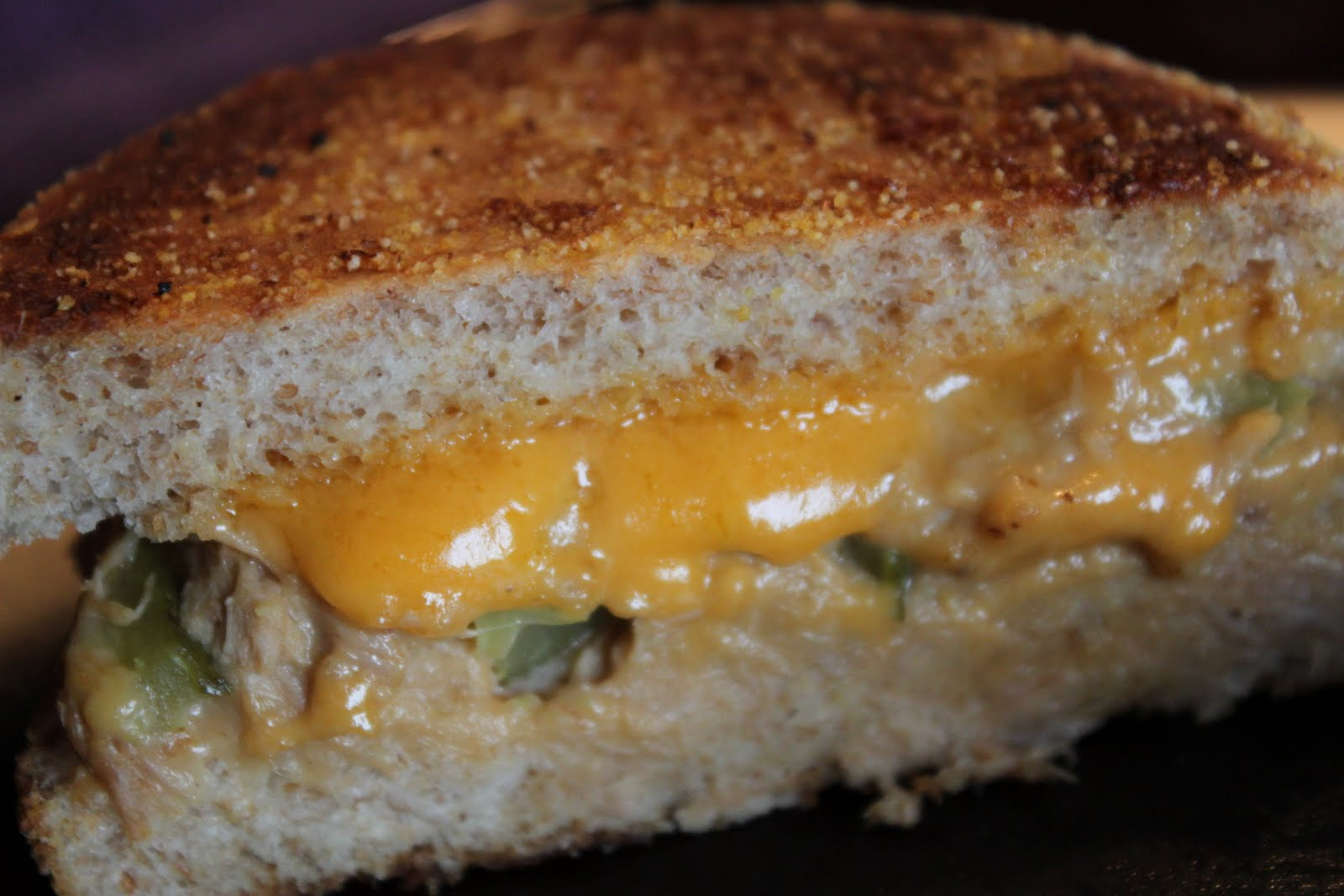 Helpful Daddy: Delicious & Easy Tuna Melt Recipe
