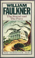 Book cover of The Sound and the Fury by William Faulkner