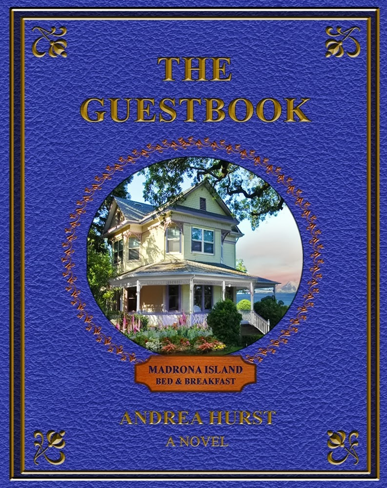 The Guestbook  Kindle Ebook By Andrea Hurst