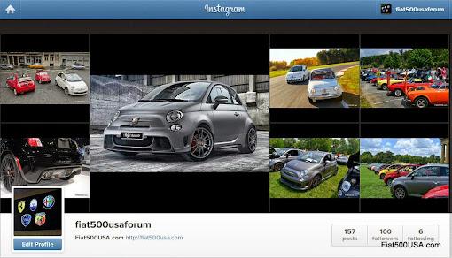 Fiat500USA.com on Instagram