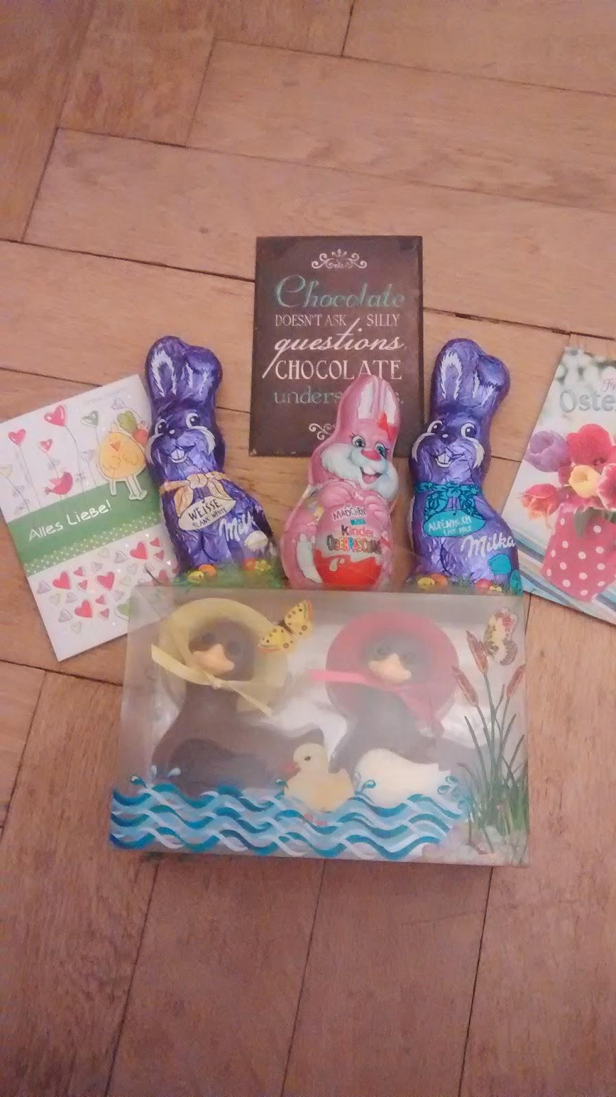 Ostern in Bildern Runzelfuesschen