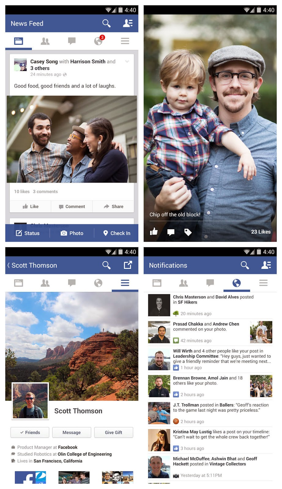 Aplikasi Facebook Untuk HP Android Gratis
