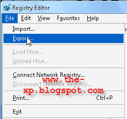 Cara Backup dan Restore Registry Windows