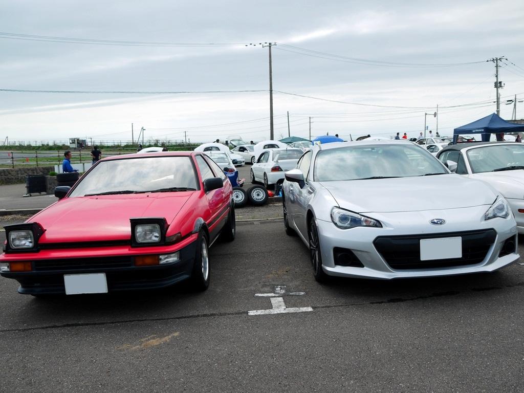 Toyota Sprinter Trueno AE86 & Toyota 86