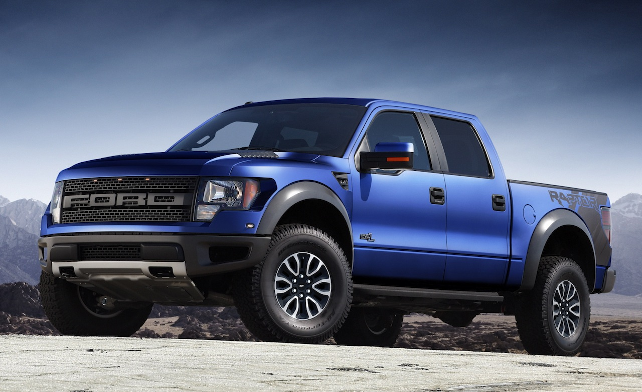 Ford Truck Enthusiast >> High Performance Sales: 2012 Ford F-150 Raptor SVT