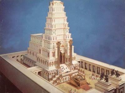 prototype haikal sulaiman - solomon temple