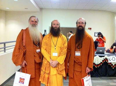 Jagadguru Kripalu Parishat at the Sixth Annual Hindu Mandir Executives' Conference (HMEC) 2011